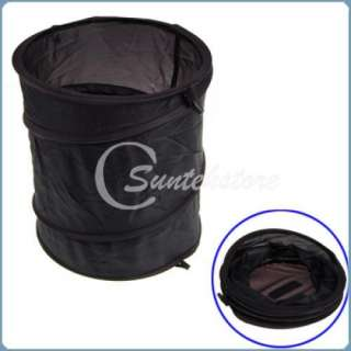 Camping Collapsible Trash Bin Garbage Container Can Bag