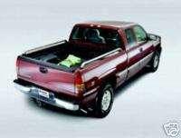 Chevy Silverado Tubular Bed Rails Chrome