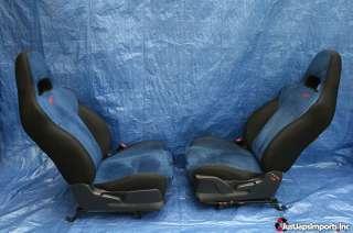 2004 SUBARU IMPREZA WRX STI FRONT SEATS GD7 GDB