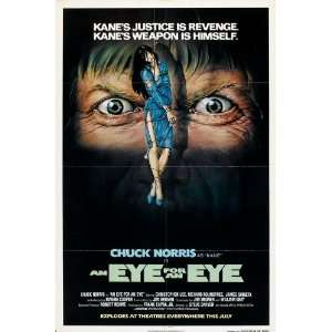 An Eye For An Eye Poster Movie (27 x 40 Inches   69cm x 102cm) Chuck