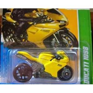 Wheels Regular Treasure Hunt   Ducati 1098  Toys & Games