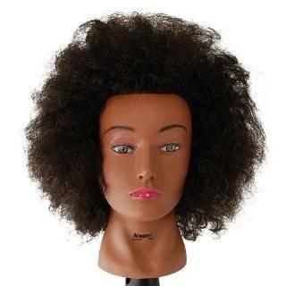 Celebrity Whitney Cosmetology Ethnic Human Hair Manikin