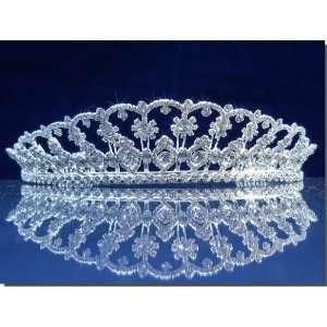 Bridal Wedding Tiara 46416 Beauty