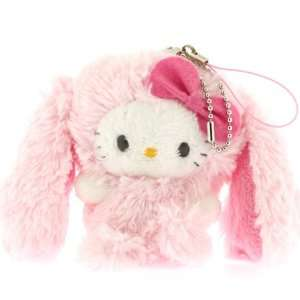 Sanrio Hello Kitty Floppy Eared Rabbit Plush Doll Ball
