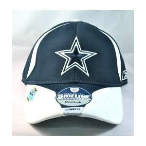 Dallas Cowboys Official NFL Sideline Cap One Size Fits All