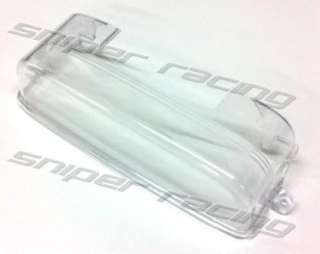 Sniper Racing Clear Cam Gear Cover   Toyota Supra 2JZ