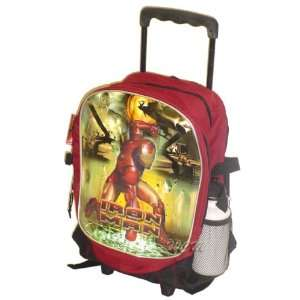 Ironman Iron Man Rolling Backpack Full Size Toys & Games