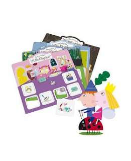 Ben and Hollys Little Kingdom Memory Lotto Game   Boots