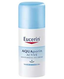 Eucerin AQUAporin ACTIVE Moisturising Eye Cream 15ml   Boots