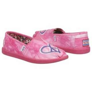 Kids Skechers  Bobs World II Pre/Grd Hot Pink Tie Dye Shoes