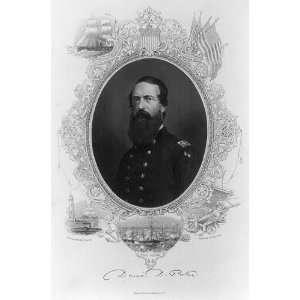 David Dixon Porter,American Civil War,Naval Academy,Superintendent