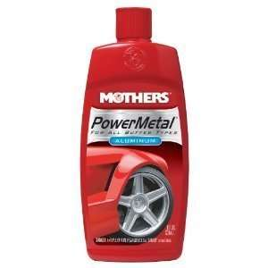 oz. bottle) Mothers Power Metal Polish   05148