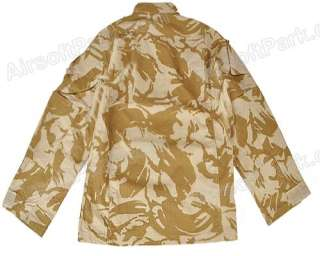Military Special Force Combat Uniform Shirt & Pants British Desert DPM
