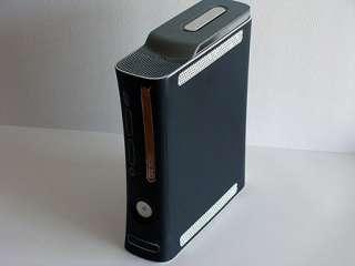 XBOX 360 Modding Skin / Skins   Schwarz matt