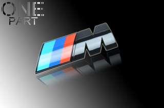BMW Schwarz Glänzend Emblem BMW M1 M135 M10 M172 M193 M194 M167 M3