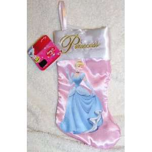 Disney Princess Cinderella 7 Christmas Stocking