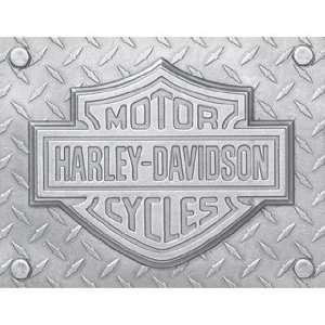 Harley Davidson Bar and Shield Standard Plaque