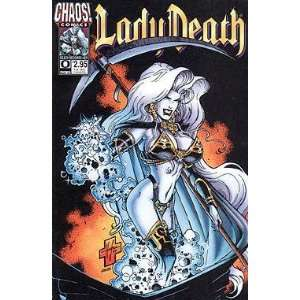 Lady Death (Mini Series), Edition# 0: Chaos: Books