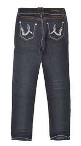 Cavaricci Girl Dark Blue Skinny Jean 7 8 10 12 14 16