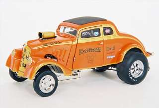 18 1933 Willys Gasser K.S. Pittman   Ltd. Ed. of 1750 diecast car