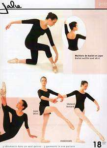 Jalie Miss/Girls Unitard, Leotard, Skirt Ballet PATTERN
