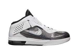 Mens Nike Lebron Air Max Soldier V TB Wht/Blk/Wht Brand New In Box