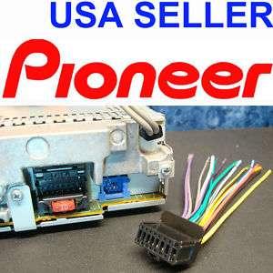PIONEER WIRE HARNESS DEH P3800MP DEH P4500MP DEH 1900MP