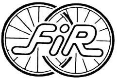 SUPER RARE VINTAGE ROAD BIKE F.I.R. FIR ITALIAN BRAKEs LEVER BLACK