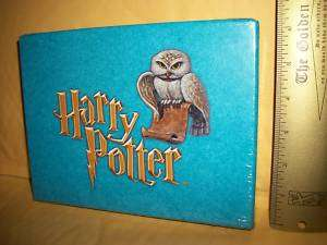 Potter Stationery Set BOXED Paper STICKERS Address Book NIP Scholastic