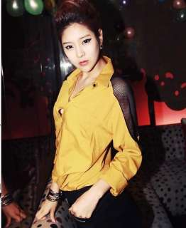 new Women sexy see shoulder Casual long sleeve T shirt Tops Blouses