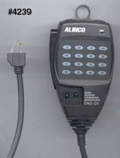 Alinco DR 605tq Dual Band VHF/UHF Full Duplex Cross Band Radio