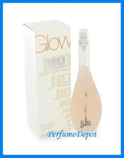 GLOW JLO 3.4 oz edt perfume Jennifer Lopez 3.3 J LO NIB 697912778860