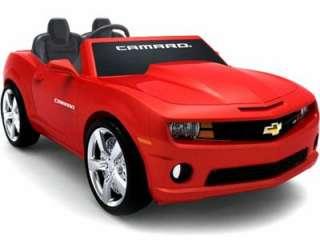 Chevrolet Camaro 12v Car Power Wheel Ride on Toy Kids Vehicle
