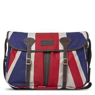 Union Jack dry fly bag   BARBOUR  selfridges
