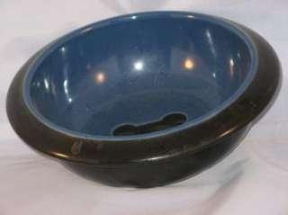 Petrageous Pets 8 Pet Bowl Bones NWT Ceramic