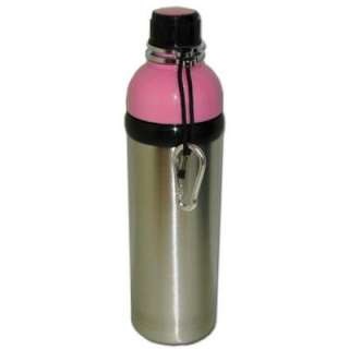 Good Life Gear 24 Oz. Stainless Steel Water Bottle in Pink SF6013SS