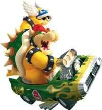 Nintendo Wii Mario Kart Pack   Konsole inkl. Mario Kart, Wii Wheel