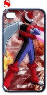 Megaman Zero Anime Fans iPhone 4 Hard Case