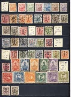 PR China, Port Arthur, Darien and North China liberated areas stamp