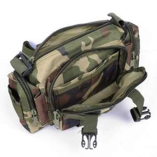 Outdoor Unisex Belt Waist Bag Sports Travel Hiking Camp