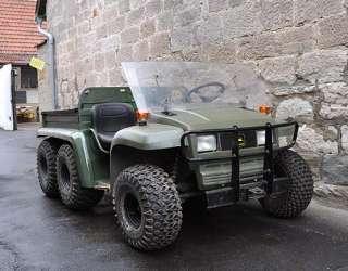 John Deere Gator 6x4 Trial Diesel Gator Allrad Zugmaschine Pritsche