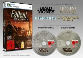 Fallout New Vegas   Ultimate Edition: Pc: .de: Games
