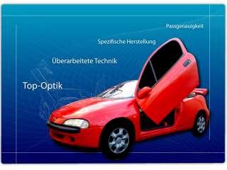 Flügeltüren Lambo Doors für Opel Tigra 1994 2000
