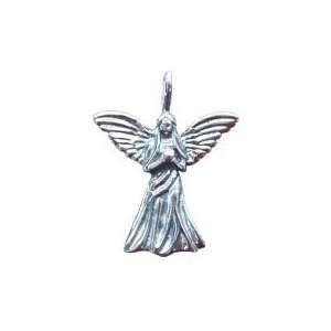 Anhänger Engel mit Herz Silber 925 2,3g  Küche