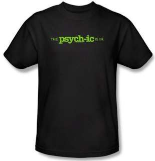 Kids Youth SIZES Psych Funny Logo Title TV T shirt top tee