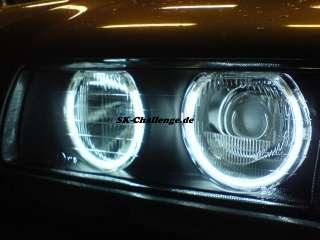 CCFL Neon Angel Eyes Set Kit BMW e36,e38,e39