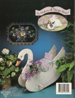 DeLane Paints Pretty Things Lange Painting Book NEW