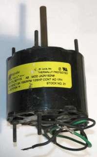 Magnetek 1 5 hp universal electric motor model ja2m612n for Universal electric co motor