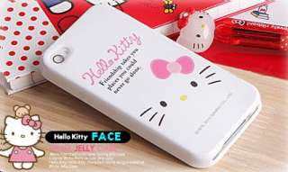 Hello Kitty jelly case cover for APPLE iPhone 3G(4 in 1)