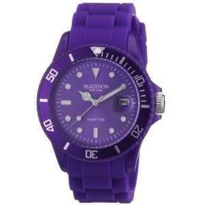 Armbanduhr Candy Time Analog Silikon lila U4167 01/2  Uhren
